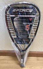E-Force Sector 5 Racquetball Racquet, Brand New, 170 Grams, 3 5/8 Grip,
