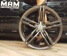 4x Alufelgen MAM A1 19ZOLL 8Jx19 ET42 LK 5/112 Audi/VW/Seat/Skoda Felgen *NEU*