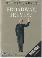 Martin Jarvis Broadway Jeeves 8 Cassette Audio Book Unabridged Biography Actor