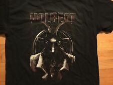 Volbeat 2015 Tour Shirt Xl