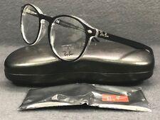 Ray Ban RX5283 2034 Polished Black Clear / Demo Lens 51mm Eyeglasses