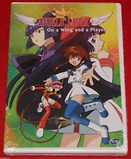 Angelic Layer - Vol. 2: On the Wing and a Player (DVD, 2003) R1 BRAND NEW