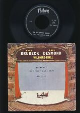 The Dave Brubeck Quartet - Stardust - I'll Never Smile  - 7 inch Vinyl - HOLLAND