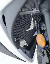 Yamaha YZF-R25 (2014-2018) R&G RACING DOWNPIPE GRILLE TITANIUM FINISH