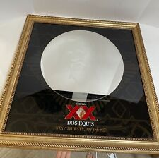 Dos Equis Guy Beer Bar Cerveza Man Cave Pub Hologram Mirror Stay Thirsty 26x25