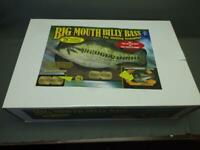 "Billy Big Mouth Bass Singing Sensation Fish 28"" LUNKER New in Box Gag Gift 1999"