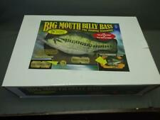 "1999 Billy Big Mouth Bass Singing Sensation Fish 28"" Lunker New in Box Gag Gift"