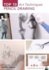 Top 10 Art Techniques: Pencil Drawing with Jennifer LePore Brune DVD