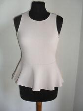 T-shirt Maglia Maglietta  H&M Aderente con Balze Tg. Small  COMPRALO SUBITO