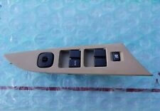 04-09 MAZDA 3 MASTER POWER WINDOW SWITCH LEFT DRIVER SIDE TAN OEM MAZDA3 LH SIDE