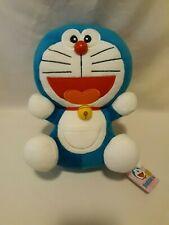 "Doraemon Robot Cat Plush Toy Fujiko Pro Japan Mwt 2016 11"""