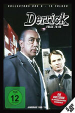 5 DVDs * DERRICK - COLLECTOR'S  BOX 6 | HORST TAPPERT - FRITZ WEPPER  # NEU OVP!