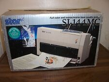 Vintage Laser quality Color Printer Star SJC 144 MC For Macintosh New in box