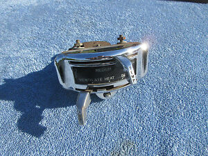 1950 Ford Deluxe Dash Heater Control