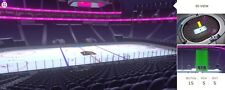 REDUCED:  Center Ice Club, Las Vegas Knights vs Tampa Bay Lightning Tickets