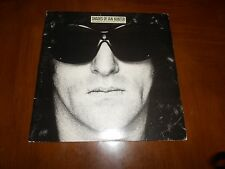 IAN HUNTER MOTT THE HOOPLE SHADES OF IAN HUNTER/MOTT WHITE LABEL PROMO VINYL