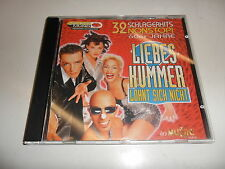 CD  Erste Sahne - Liebeskummer lohnt sich nicht; Die 60er Jahre