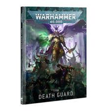 Codex Death Guard 9th Edition 2021 Warhammer 40k Ships 1/23