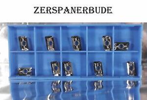 10 Wendeplatten APKT 1135PDFR-MA H01 ALU Fräswendeplatten, Neu, mit ausgew. MwSt