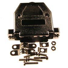 D-Sub-Hauben 25-pol GP25GM SUB-D-Kappe Kunststoff metallisiert UNC 4-40 088560