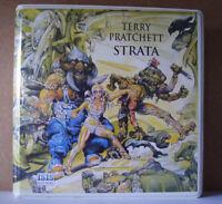 Strata: by Terry Pratchett - Unabridged Audiobook - 7CDs