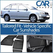 Skoda Fabia Estate 2001-06 UV CAR SHADES WINDOW SUN BLINDS PRIVACY GLASS TINT