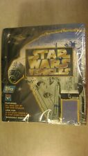 Topps Star Wars Vehicles Sealed 36ct Box