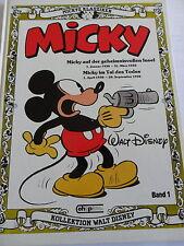 1x Comic Micky Maus Kollektion - Mickys Klassiker - Band 1 (1985)