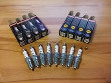 8x Ford Mustang 4.9i y1993-2004 = Brisk YS Silver Electrode Upgrade Spark Plugs