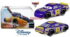 Disney Store Cars Die Cast  Lee Revkins Transberry 2019 #63 Pull Back 1:43 NEW