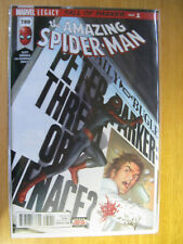 AMAZING SPIDERMAN #789. 1ST PRINT, 1ST ISSUE RENUMBERING (NEW UNREAD)