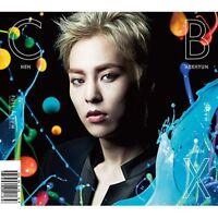 EXO-CBX-MAGIC (XIUMIN VER.)-JAPAN CD+BOOK Ltd/Ed