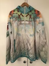 55dsl Retro Shell Jacket Size XL