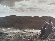 1925 SAMARIA LANDSCAPE Israel Shomron Levant West Bank Photogravure Art Print