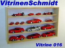 VitrinenSchmidt® 016 Vitrine Modellbau Bburago 1:18, 1:24, 1:32, 1:43