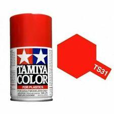 Tamiya Mini Spray  Bright orange  TS 31   #85031   NEW
