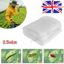More details for 6m garden protect netting vegetables crops plant mesh bird insect protective net