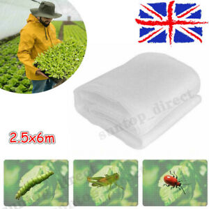 6M Garden Protect Netting Vegetables Crops Plant Mesh Bird Insect Protective Net