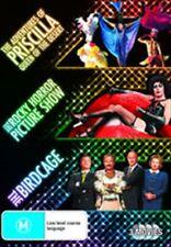 Priscilla Queen of the Desert / Rocky Horror Picture Show / Birdcage : NEW DVD