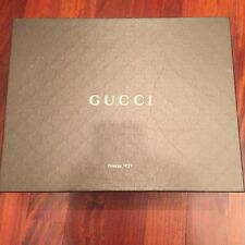 GUCCI Empty Shoe box Brown