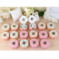 10× Hexagon Donut Party Paper Candy Box for Baby Shower Birthday Party Gift Boxe