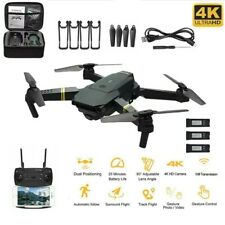 E58 APP FPV Faltbar Drohne mit 1080P Kamera HD WIFI 2.4Ghz Drone RC Quadcopter