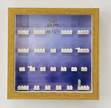 Display Frame for Lego Harry Potter series 1 71022 fantastic beasts minifigures