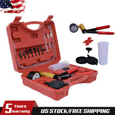 Automotive Car Hand Held Brake Bleeder Professional Vacuum Pump Test Kit