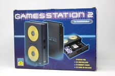 JEUX STATION 2 RANGEMENT SONY PS2 PLAY STATION PS 2