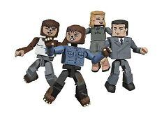 Diamond Select Toys Universal Monsters Minimates: The Wolfman Boxed Set NEW!