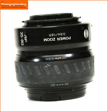Minolta Power Zoom 35-80mm F4-5.6 Zoom Lens  Minolta & Sony A Mount Free UK Post