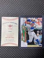 ⭐️2020 Topps Holiday Mookie Betts Variation SP Los Angeles Dodgers HW89 (Scarf)