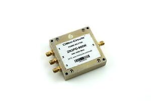 MINI CIRCUITS Leistungsteiler ZN3PD-900W 3 Weg 650MHz - 1050MHz SMA Gebraucht
