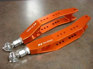 Fits Subaru Impreza WRX & STi 08-16 Billet T6061 Aluminum Rear Camber Arms RLC